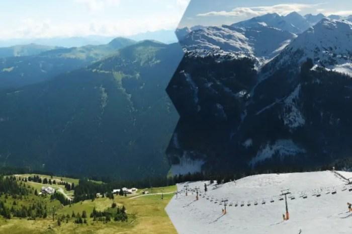 Montagne : quand le forfait « saison » devient un forfait « 4 saisons » !
