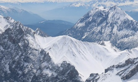 glaciers Allemagne