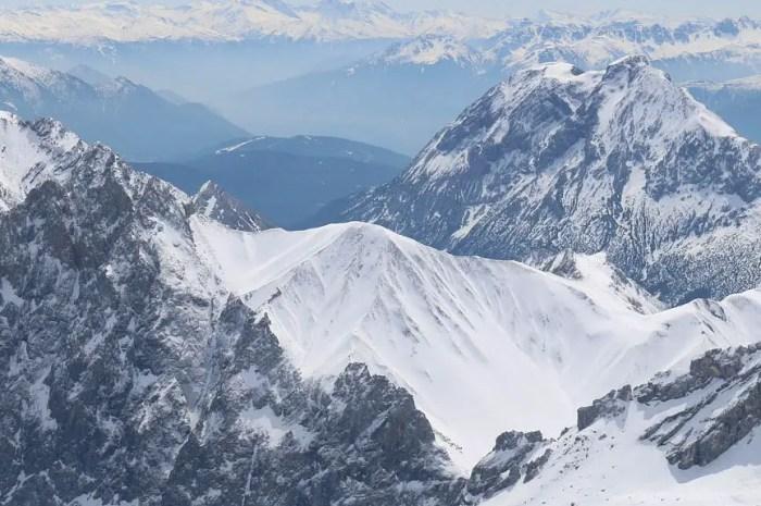 Réchauffement climatique : la fin des glaciers d'Allemagne dans dix ans !