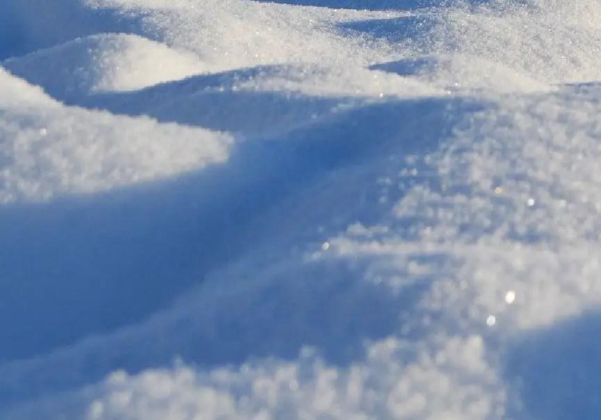 davantage neige