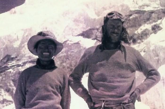 Tenzing Norgay, premier vainqueur de l'Everest, interviewé un an avant sa mort