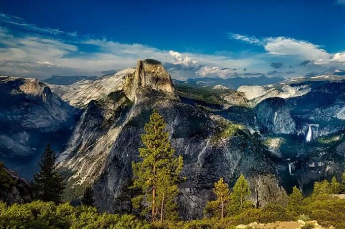 Un permis pour dormir sur les parois verticales du Yosemite !