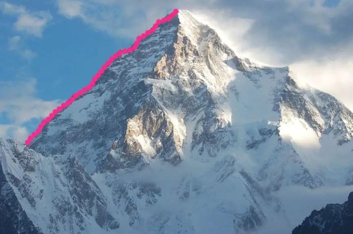 Deux Piolets d'Or pour tenter la délicate arête ouest du K2 en style alpin