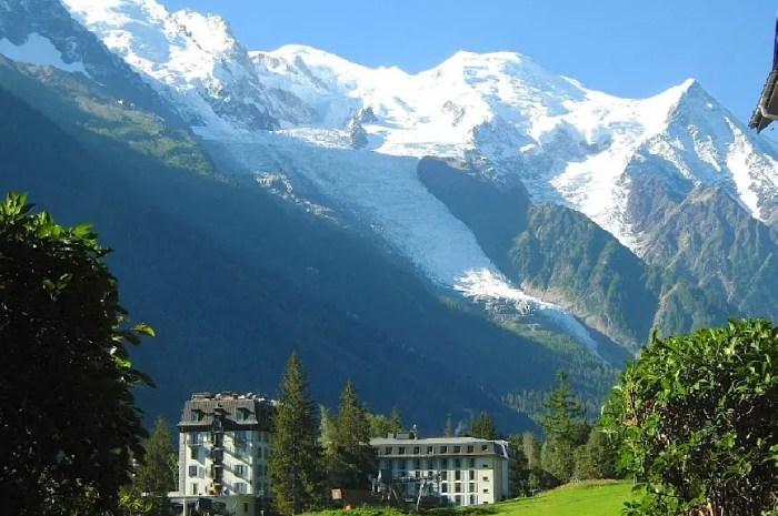 N°1 mondial du ski alpin, Alex Pinturault était au sommet du mont Blanc !