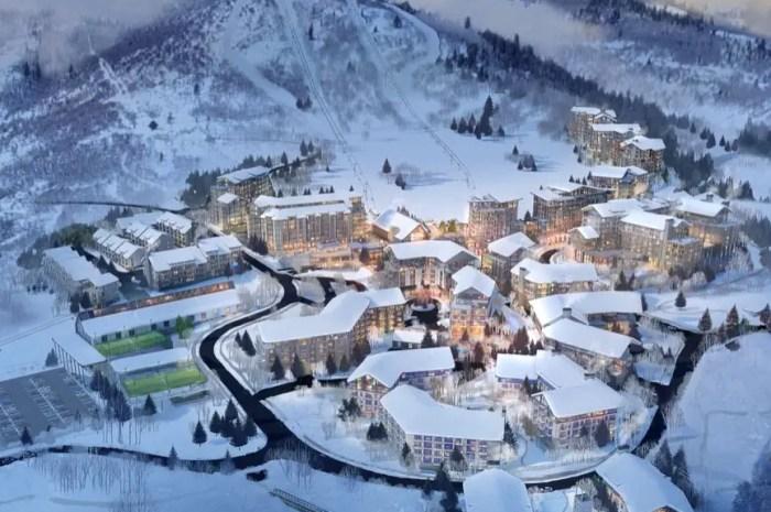 Une station de ski à construire pour quelques 2.6 milliards d'Euros