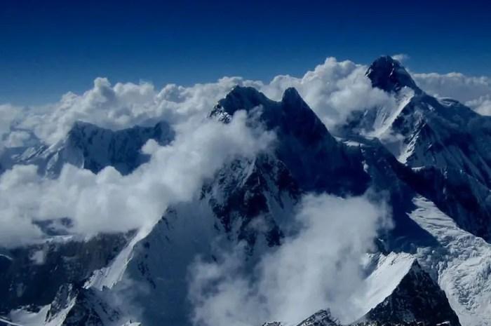 Fin juillet 1998 : Eric Escoffier disparait au Broad Peak !