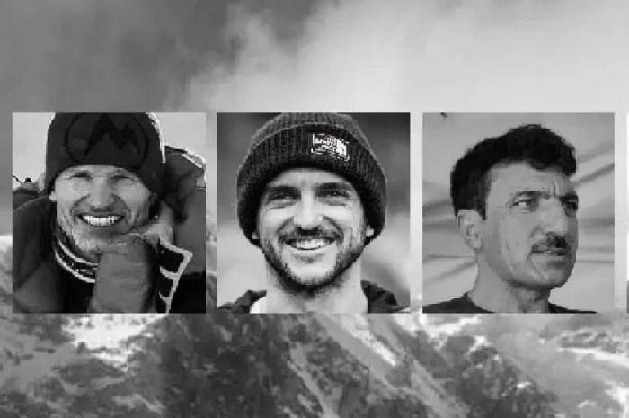 Les trois disparus de cet hiver au K2 ont été retrouvés en haute altitude !