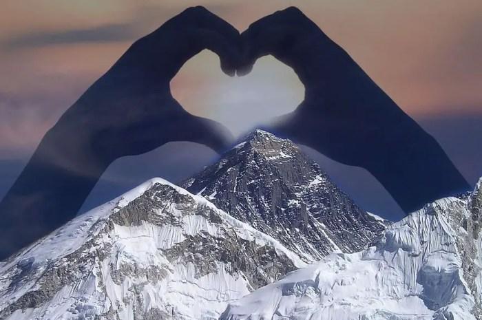 Demande en mariage au sommet de l'Everest : elle a dit oui !