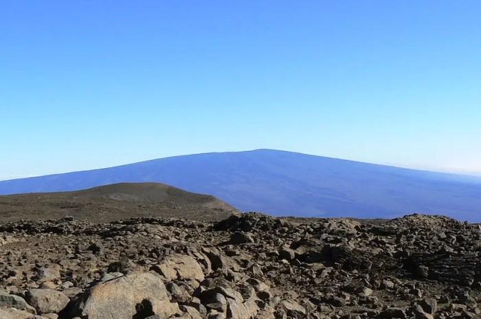 Une montagne plus grande que l'Everest au milieu de l'Océan Pacifique !
