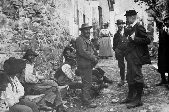 Août 1877 : Pierre Gaspard et le Grand Pic de la Meije !
