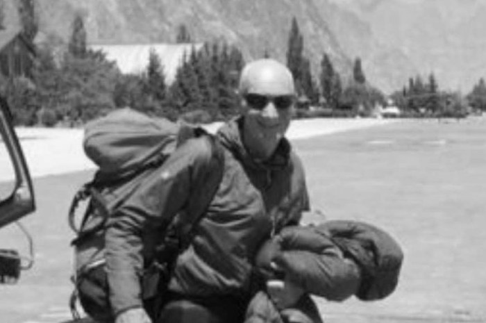L'Ecossais Rick Allen victime d'une avalanche sur le K2 !