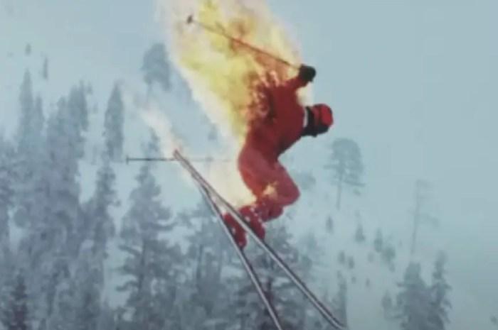 Voyage dans le temps : 1974 et The Color of Skiing !
