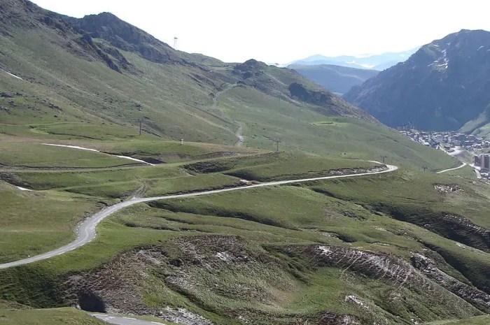 Le Col le plus gravi du Tour de France : le Tourmalet et ses 2.115m