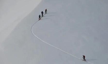 ski randonnée payant