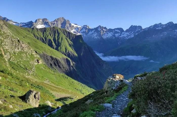 altitude montagne