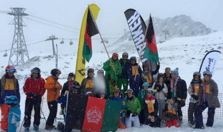 ski-club Afghanistan