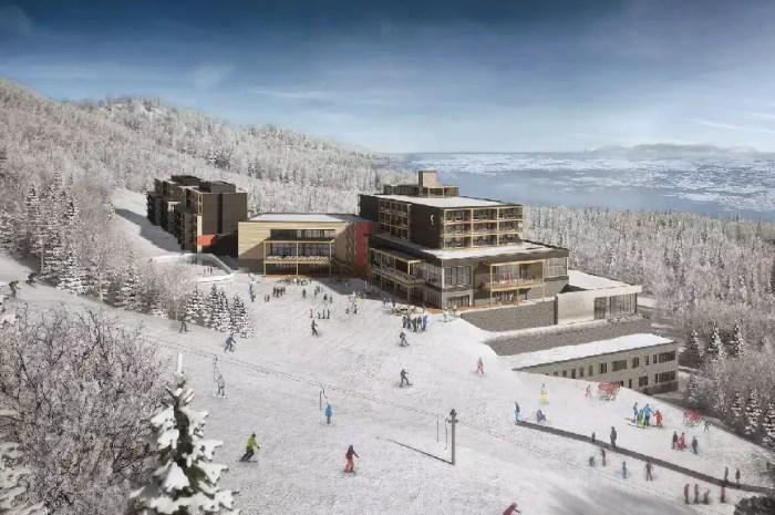 Le Club Med s'installe sur les pistes de ski du Québec !