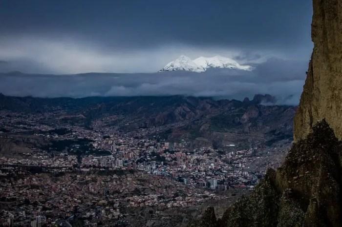 Tué par le Mal des Montagnes sur un sommet des Andes !