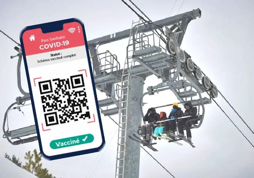 pass sanitaire ski