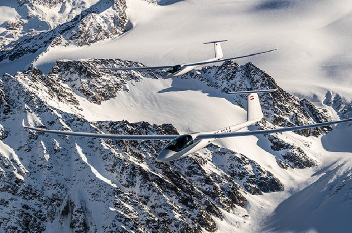 Un voyage en planeur au cœur de l'Himalaya pour 1 million d'€ !