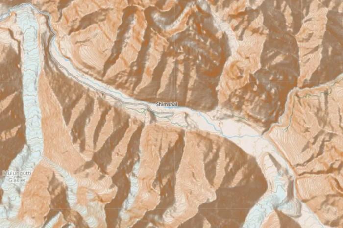Des alpinistes collectionnent les sommets vierges dans la région de Shimshal !