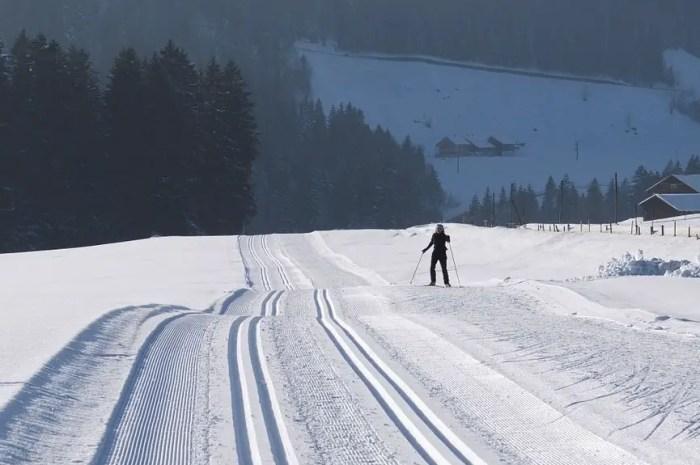 Les skieurs moins anxieux que la moyenne révèle une étude !