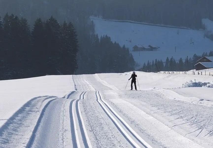 ski anxiété