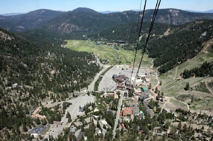 Une association bloque le plan de développement d'une grande station de ski !