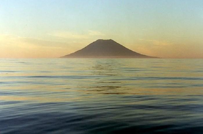 Le volcan Alaid ou le plus haut volcan des Îles Kouriles !