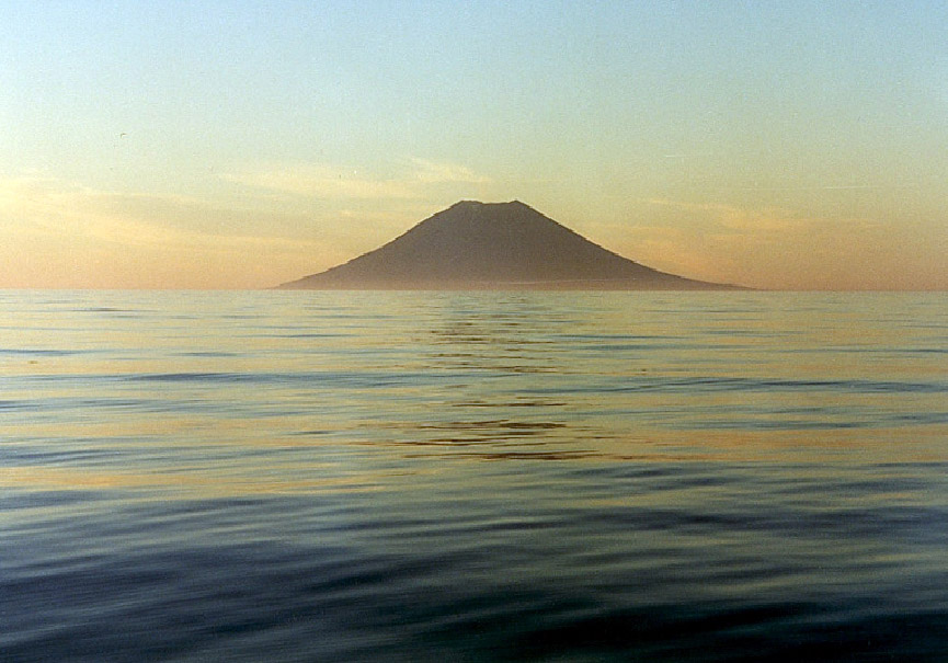 volcan alaid