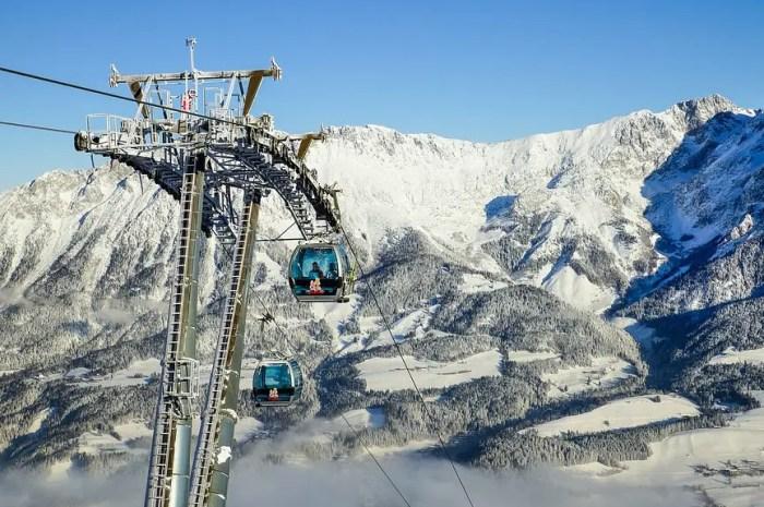 876 Euros pour 4.000 km de pistes de ski d'octobre à mai !