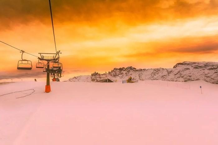 Une assurance obligatoire pour skier en Italie !