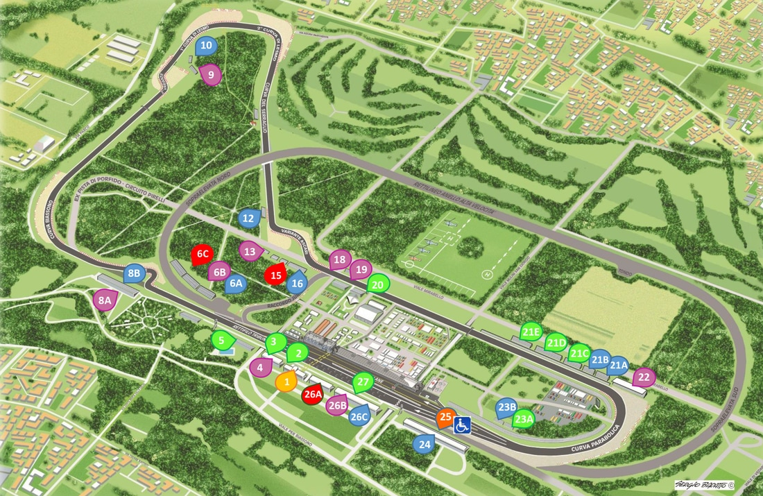 Circuit Monza Italia : Autodromo nazionale monza weather full hd maps locations