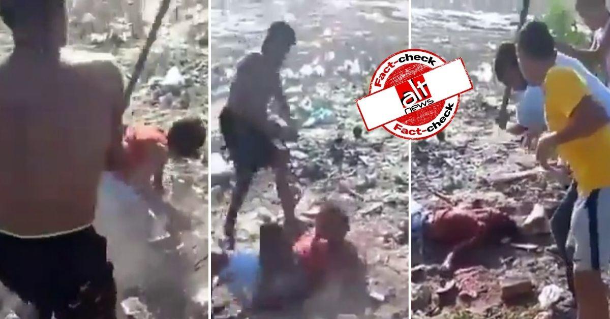 पश्चिम बंगाल हिंसा : जिसे BJP के उत्तम सिंह पर हमले का वीडियो बताया, वो ब्राज़ील का निकला