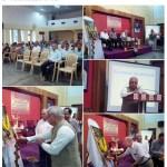 Dr Ramesh Gautam attended Garbh Sanskar program in Nagpur
