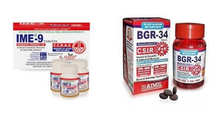 Are AYUSH supported BGR-34 and IME-9 drugs safe and