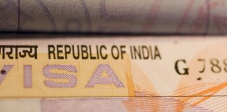 indian-visa-stock-image