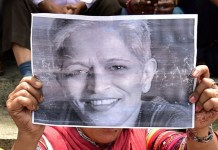 Gauri Lankesh, picture courtesy India Today