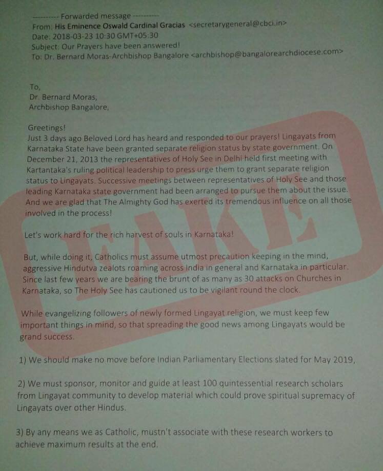 Hindu khatre mein hai? How the fake news ecosystem targets