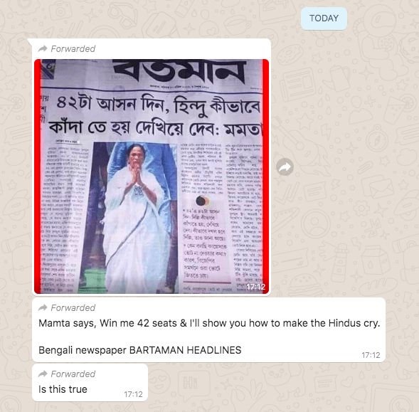 West Bengal: A prime target of misinformation ahead of the