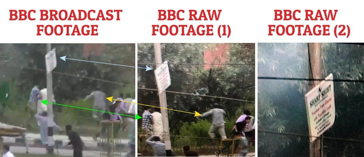 No! BBC, Al Jazeera, Reuters did not fabricate reports of
