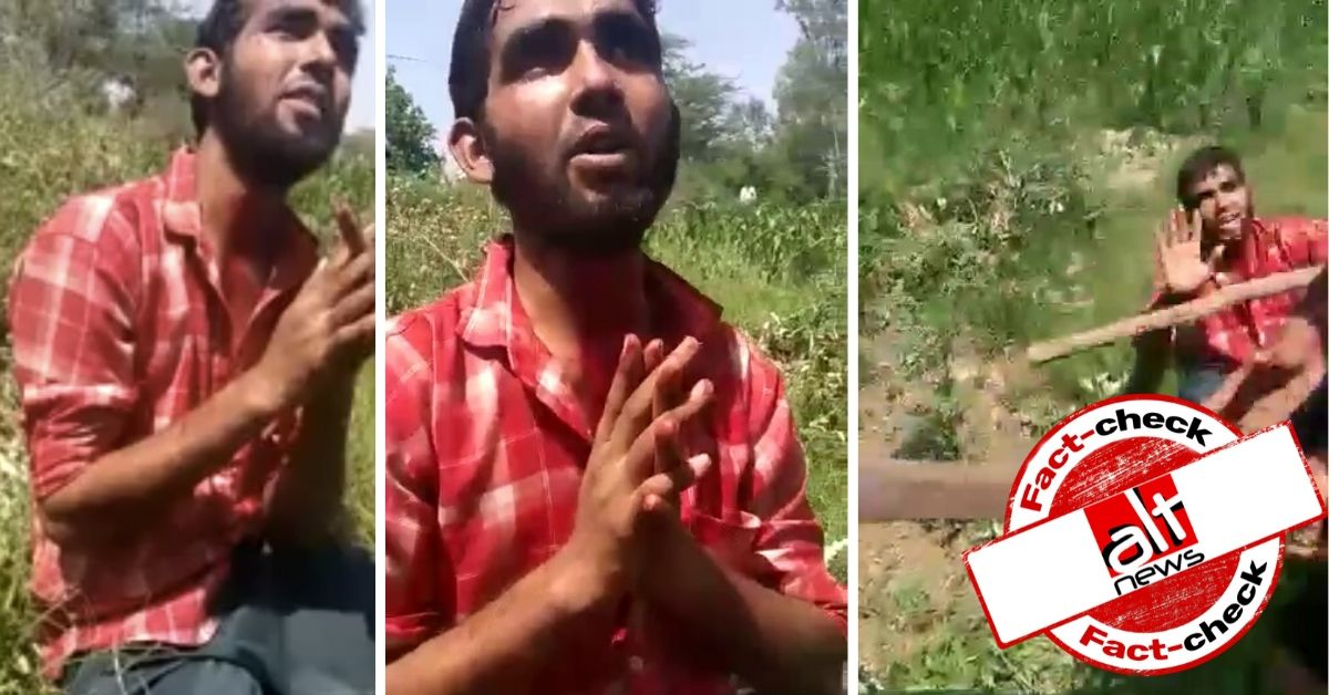 Communal attack in Bawana shared with false claim of Muslim man injecting fruits with spittle - Alt News