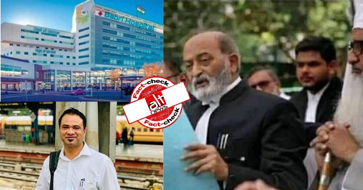 False claim suggests Sunni Central Waqf Board to build 'Babri Hospital', appoint Dr Kafeel Khan – Alt News