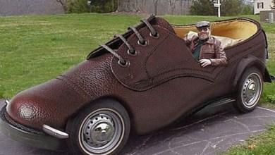 Photo of दुनिया के सबसे अजीब वाहन