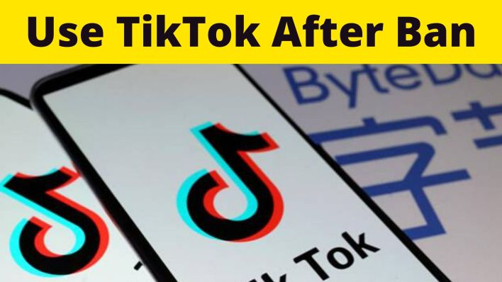 use tiktok after ban in India