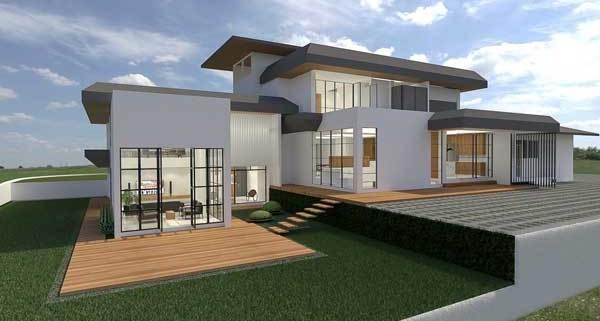 Modern Home Design - Featured