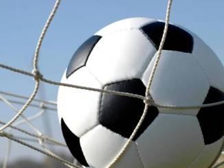 Gubbio-Sansepolcro 2-1. Gol Balistreri e Ferri Marini