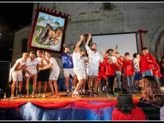 Porta Santa Croce vince il Palio dei Quartieri 2015 di Nocera
