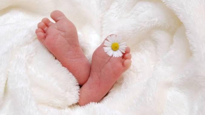 E' una femminuccia la prima nata all'ospedale di Gubbio-Gualdo Tadino