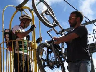 In bicicletta su monte Ingino, M5s, funivia porta le bici Un progetto per sviluppare un settore turistico specifico e con un potenziale enorme